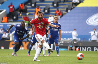 Leicester City 0-2 Manchester United: Leicester lose out on Champions League place to Red Devils