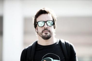 Alonso en México | Foto: Getty Images