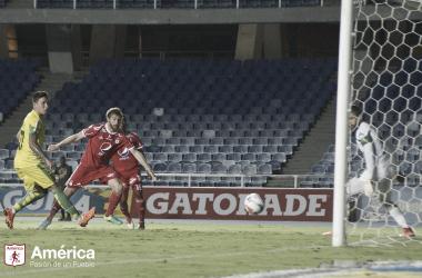 America de Cali triunfa con doblete de Fernando Aristeguieta / Foto: Prensa América de Cali