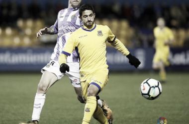 Fernando Calero con Pereira | LaLiga 1|2|3
