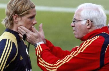 """Fernando Torres: """"Gritamos al mundo que se puede cambiar la historia"""" FOTO: AFP"""