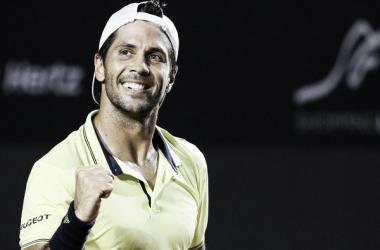 Verdasco remonta al verdugo de Federer