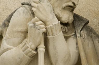 Escultura de Mendes Pinto en el Monumento a los Descubrimientos de Lisboa (http://www.padraodosdescobrimentos.pt)