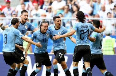 Uruguay - Rusia, puntuaciones de Uruguay jornada 3 Mundial Rusia 2018 | Foto: FIFA.