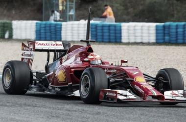 La temperatura de los neumáticos estará en el punto de mira de los pilotos