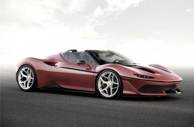 Ferrari J50: por los 50 años del cavallino en Japón