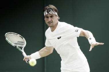 Wimbledon: David Ferrer blasts through Dudi Sela to reach the second round
