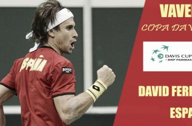 Copa Davis 2018. David Ferrer: en busca de recuperar el protagonismo