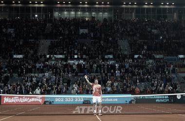 Foto: Divulgação/Mutua Madrid Open