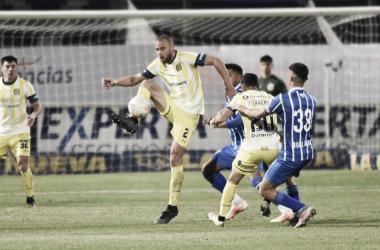 DALE QUE NO PASA NADA. Central perdió en su primera jornada y ya debe recuperarse para el partido crucial del jueves.