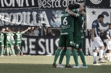 Última victoria de Ferro en Mendoza