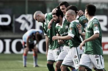 Dura derrota de Dálmine | Foto: Web