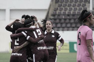 Em duelo pelo Brasileirão Feminino, Ferroviária recebe Audax