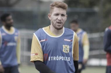 Ferrugem comemora retorno ao Brasiliense e espera contribuir para retorno à Série C