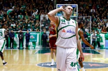 Fesenko subito decisivo - credits: Legabasket.it