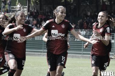 Balance del Atlas a mitad de la Liga MX Femenil