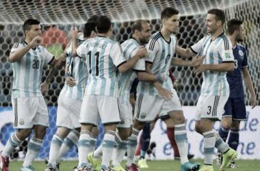 Argentina - Irán: un triunfo para la clasificación albiceleste