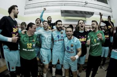 25 títulos de Liga ASOBAL para Barcelona