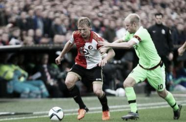 Ajax corre atrás do empate no clássico contra Feyenoord e continua líder isolado na Eredivisie