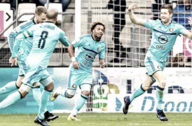 Eredivisie: poker del Feyenoord in casa dell'AZ, crolla nel finale l'Ajax. Vince, soffrendo, il PSV contro l'Eagles