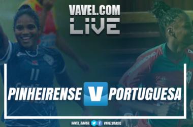 Resultado Pinheirense x Portuguesa pela final da Série A-2 do Brasileirão Feminino (0-1)