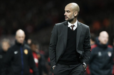 Pep Guardiola reportedly favouring Manchester United move