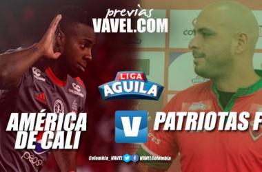 Previa: América de Cali - Patriotas F.C: los 'escarlatas' están obligados a obtener su primera victoria como local por Liga