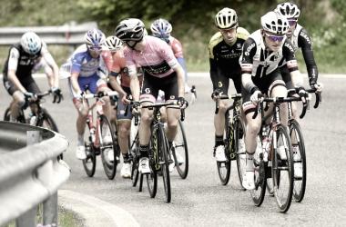 Salida de la 15ª etapa del Giro de Italia (girodialia.com)