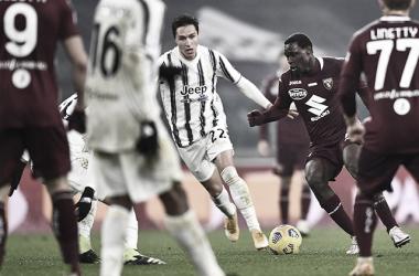 Gols e melhores momentos de Torino 2 x 2 Juventus pelo Campeonato Italiano
