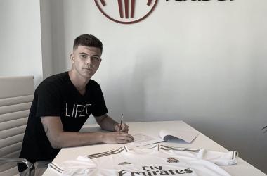 Juanma Hernández, dinamita y goles para la delantera del Juvenil A
