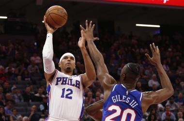 Philly ends their losing streak against Sacramento