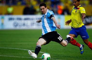 L'Argentine devra encore patienter