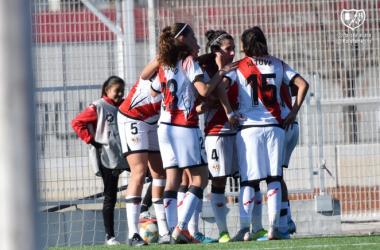 Meritorio empate del Rayo Femenino y disputado 0 - 0 del filial