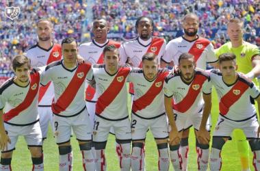 Levante - Rayo Vallecano: puntuaciones del Rayo Vallecano, jornada 36 de Primera División