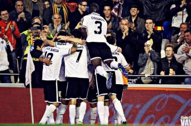 Valencia, capital del gol un año después