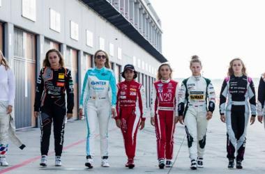 Nacen las W Series de la FIA. | Foto:FIA Women Drivers Assessment Programme 2018