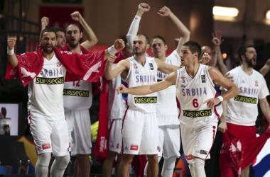 FIBA World Cup: Serbia Upsets Greece To Reach Quarters