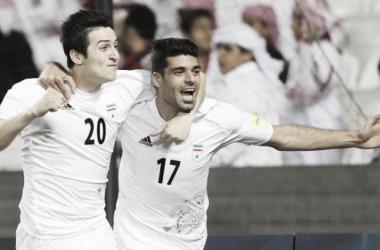 Irán cancela amistoso contra Grecia