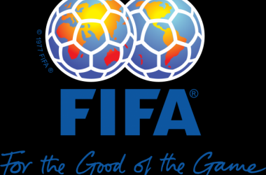 The Definition of irony. Photo from FIFA.com