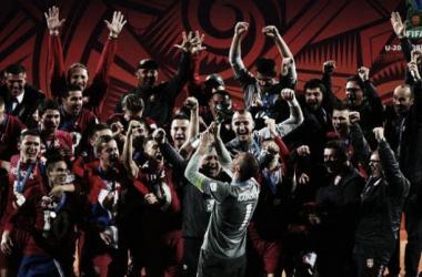 Serbia vence a Brasil y es Campeón Mundial Sub 20 (Foto: Agencias)