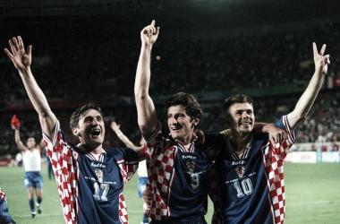 En la última semifinal de Croacia los eliminó el anfitrión | Foto: @FIFAWorldCup