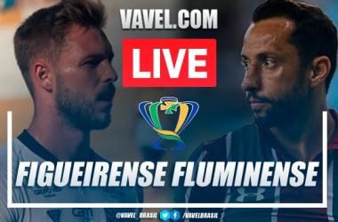 Gol e melhores momentos de Figueirense 1 x 0 Fluminense pela Copa do Brasil 2020