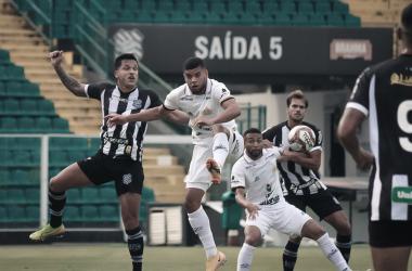 Figueirense e Criciúma empatam sem gols no clássico catarinense