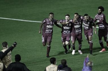 Deu zebra: Juventus goleia Figueirense no Scarpelli e avança no Catarinense