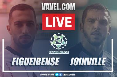 Gols e melhores momentos de Figueirense 1 x 1 Joinville