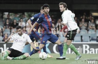 El Barça B empezará la Liga123 el 19 de agosto