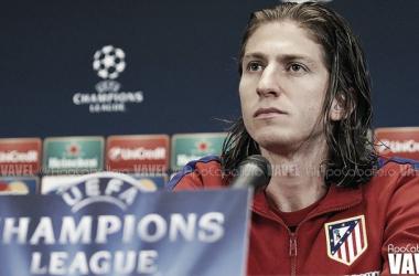 "Filipe Luis: ""El Barça está protegido por la UEFA"""