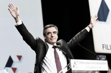 Fillon, a un paso de ser el candidato de Les Republicains