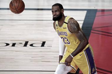 El rey LeBron se cobra el diezmo de Miami Heat