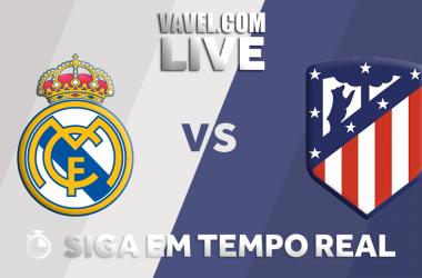 Resultado Real Madrid x Atlético de Madrid pelo Campeonato Espanhol 2017/18 (1-1)